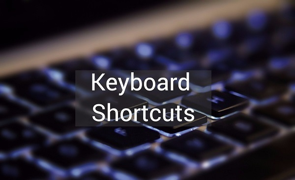 Basic computer shortcut key