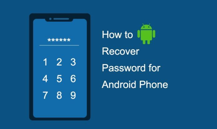 How to Recover Phone Password?