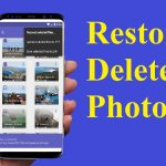 how to recover deleted photo