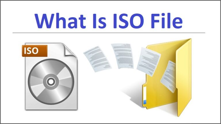 What is ISO file What Is The Usage And Benefits Of ISO file