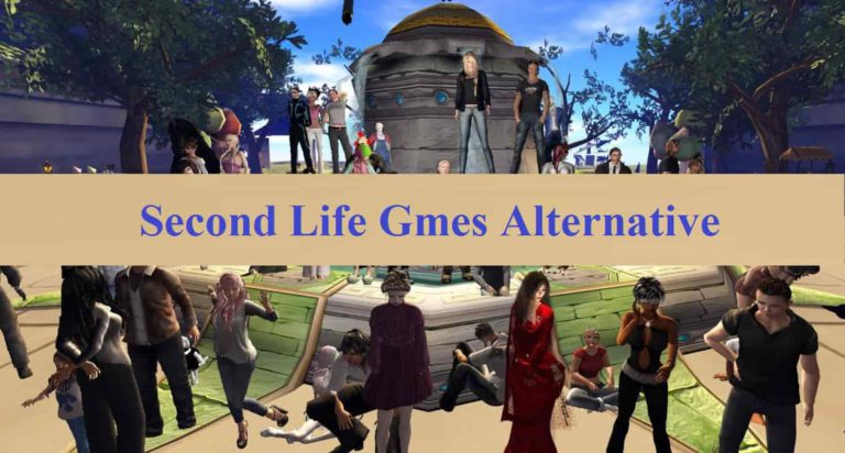 games like Second Life
