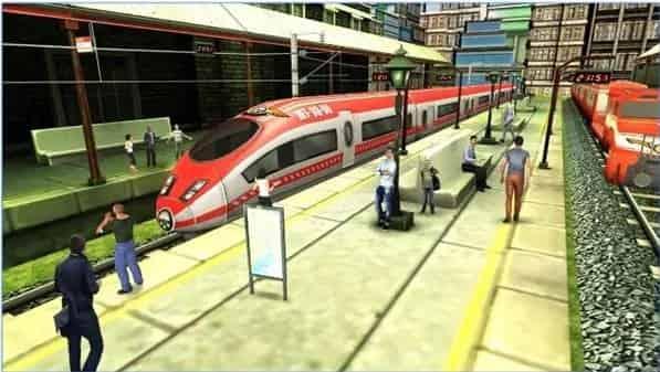 indian train simulator game