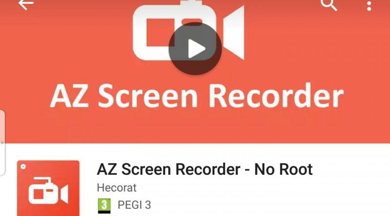 AZ Screen-Recorder