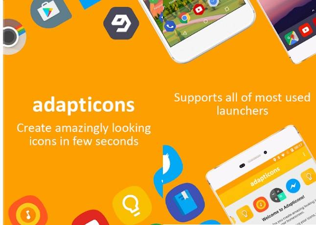 Adapticons Icon Pack