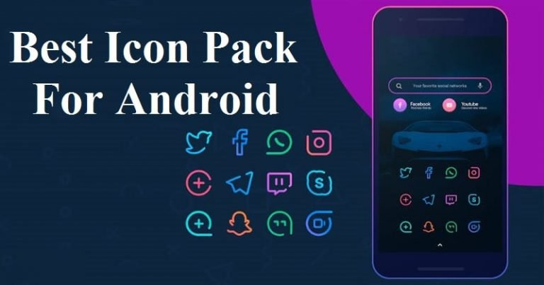 Best Icon Pack For Android