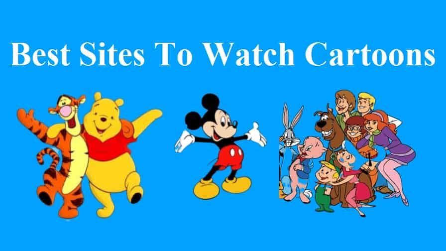 Sites To Watch Cartoons