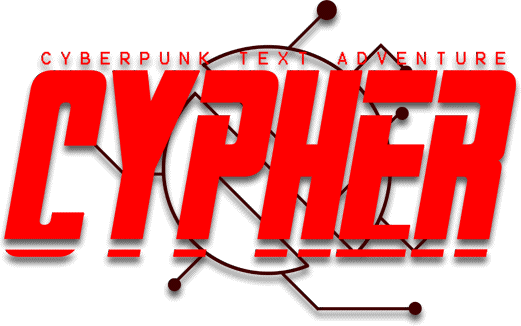 Cypher Cyberpunk Adventure