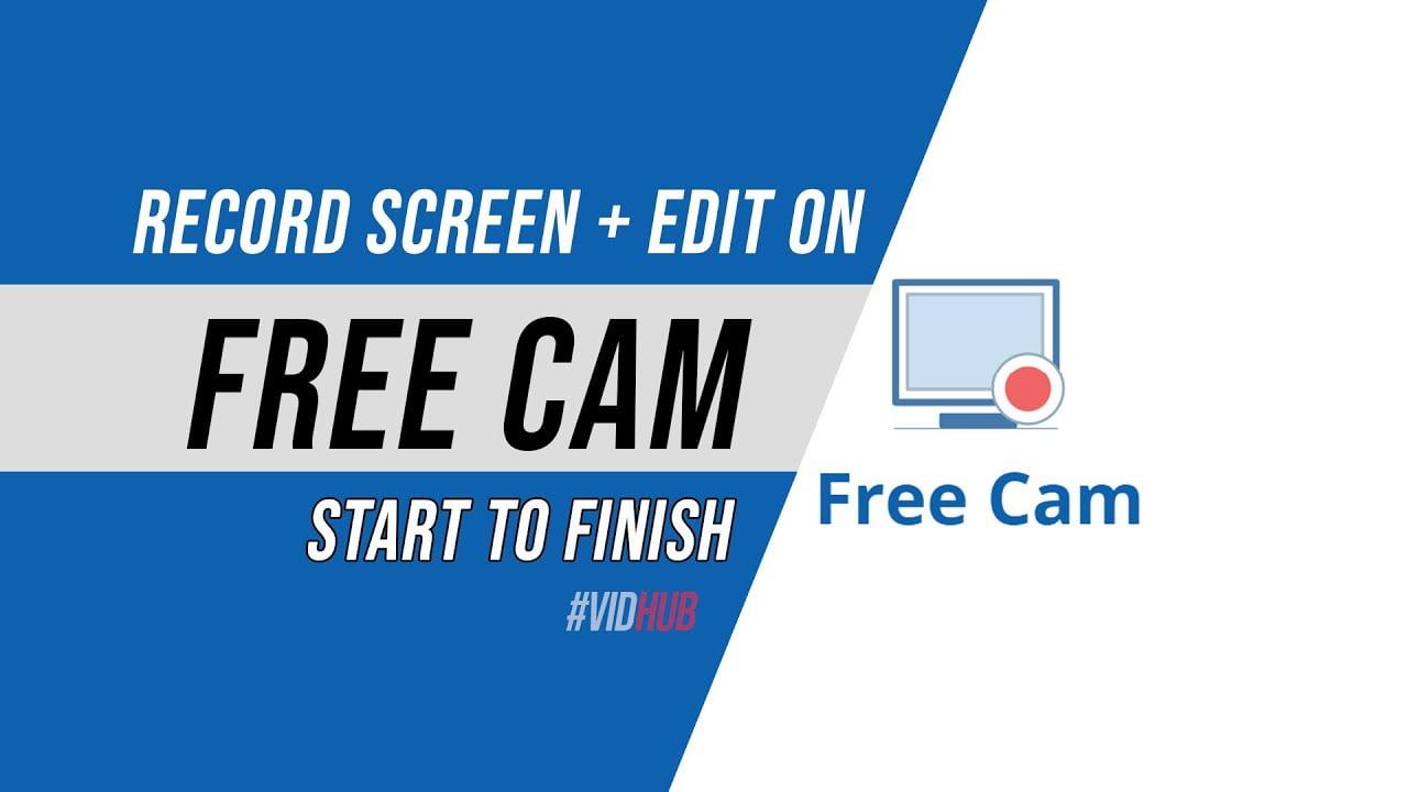 Free Cam Screen Recorder