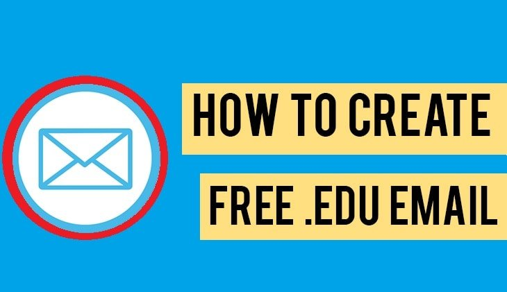 How To Get A Free.EDU Email Address
