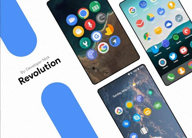 Revolution Icon Pack