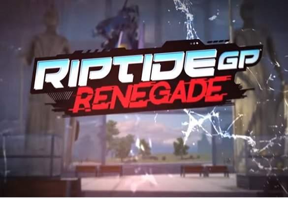 Riptide GP - Renegade