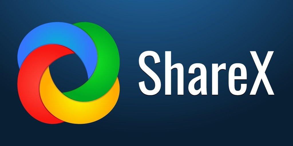 ShareX Screen Recorder