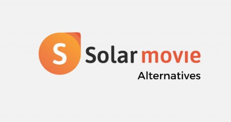 Sites Like SolarmovieSolarmovie Alternatives