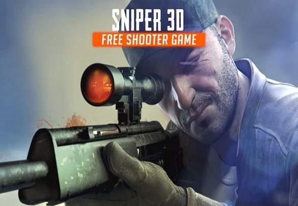 Sniper 3D Free Shooter Game