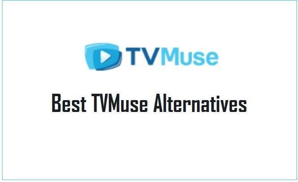 TVMuse Alternatives