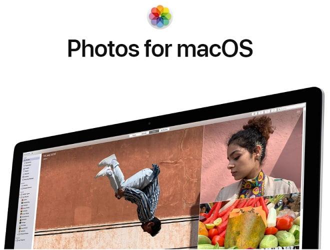 macOS Photos