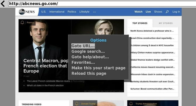 web-browser-x