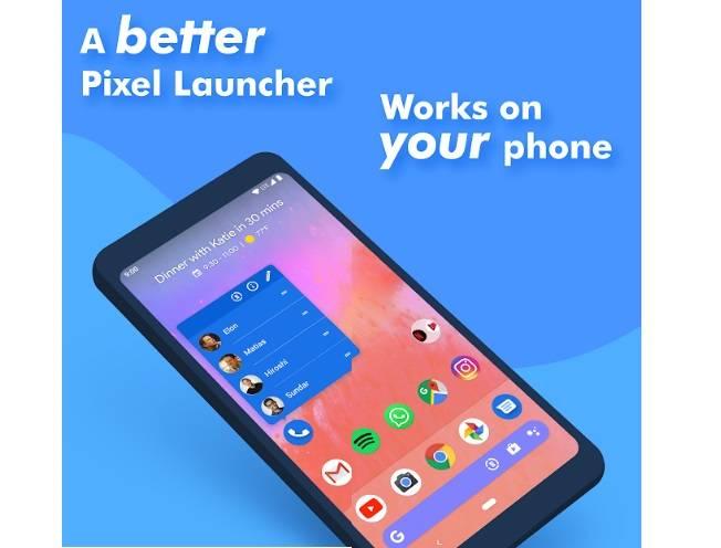 Action Launcher - Pixel Edition