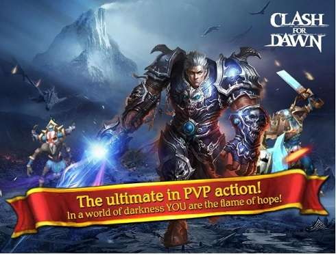 Clash for Dawn - Guild War