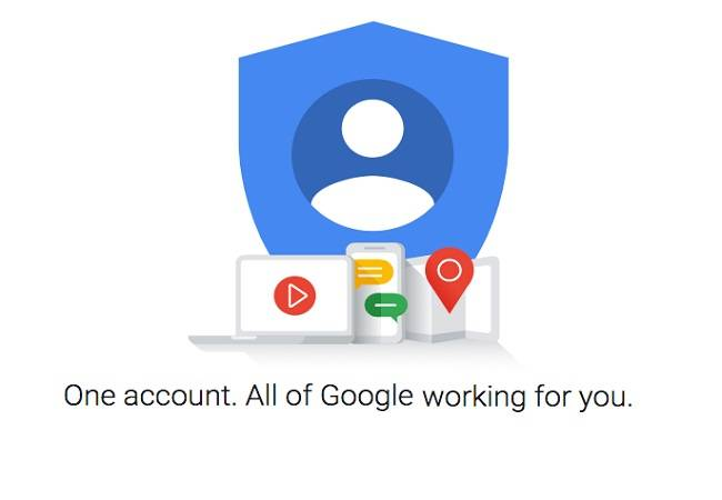 Change The Default Google Account