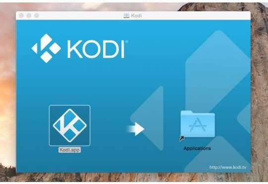 Install Kodi 17 Krypton on Mac