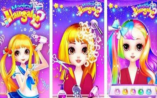 Magical Hair Salon 2