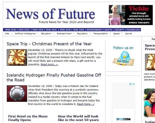 News of Future
