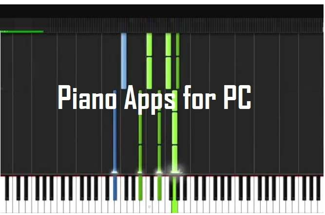 Piano apps for PC