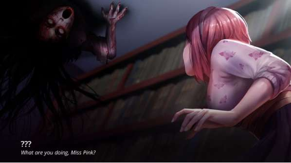 The Letter - Best Scary Horror Visual Novel Game