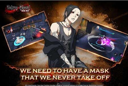 Tokyo Ghoul - Dark War