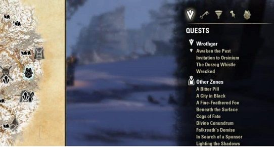Votan's Improved Quests
