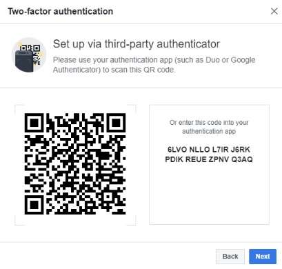 authentication app