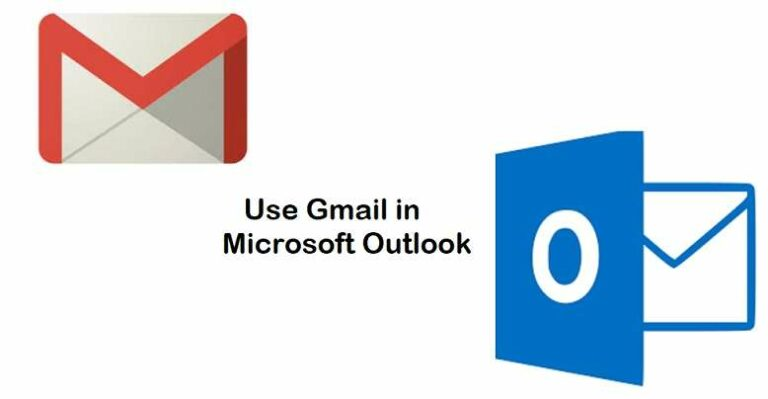 Gmail In Microsoft Outlook