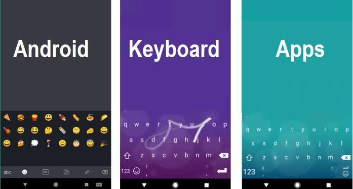 Android Keyboard Apps