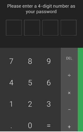 CALCULATOR VAULT - HIDE APP