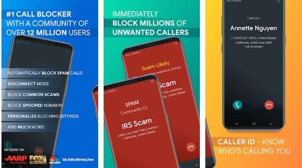 Call Control - Call Blocker