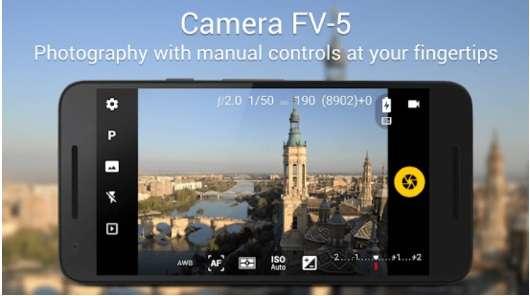 FV-5 camera