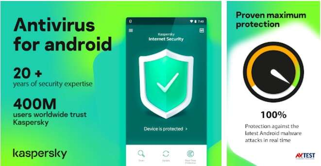 Kaspersky Free Antivirus 2020 — Internet Security