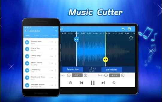 Ringtone Maker & Music Cutter