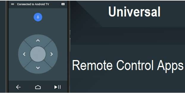 universal remote control apps