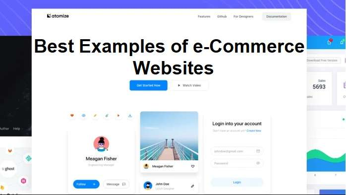 Best Examples of e-Commerce Websites