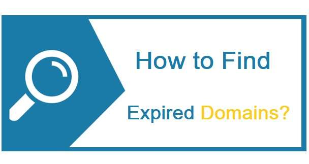 Finding Expired Domains