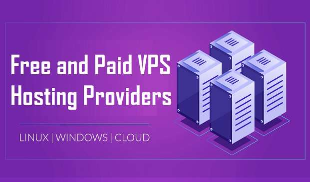 Free and Paid VPS Hosting providers