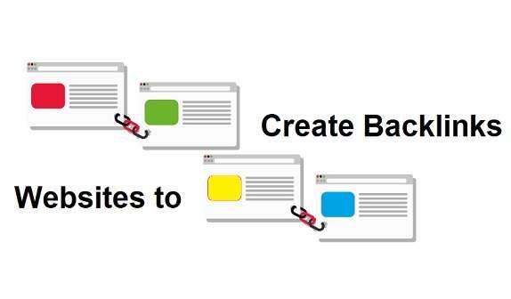 High Authority Sites For Create Backlinks