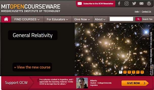 MIT Open C0urseware