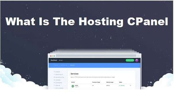 What Is The Hosting Control Panel