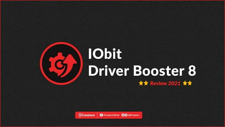 Driver Booster 8 Review