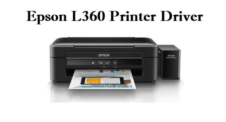 Download Epson L360 Printer Driver Best In 2021 Gizmo Concept