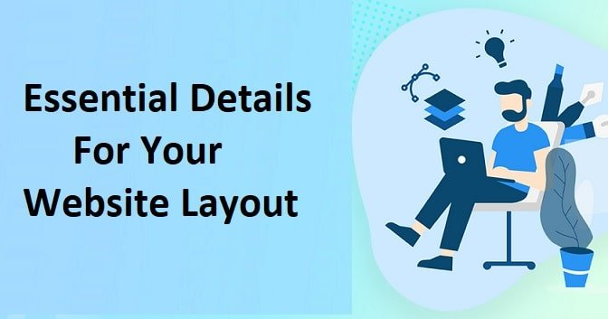 Details For Your Website Layout