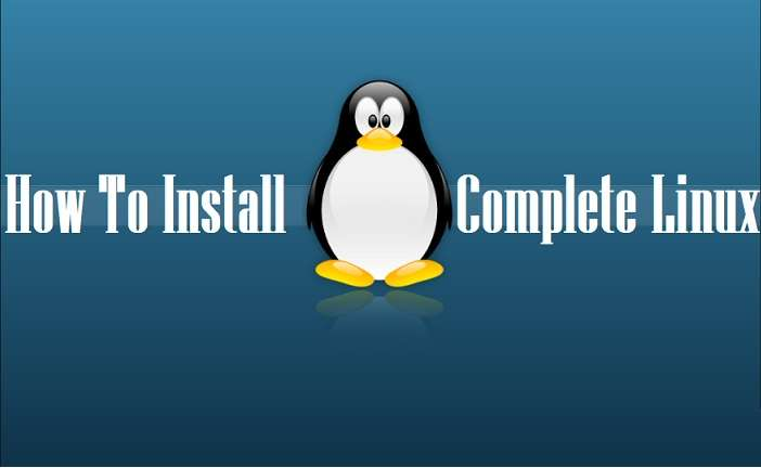 How To Install Linux For Beginners